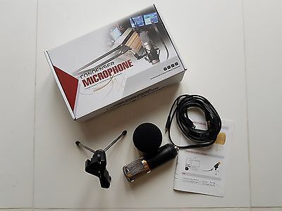 Condenser Microphone in perfect working order