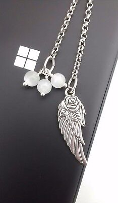 Angel Wing Phone Charm Dust Plug for Tablet iPad iPhone in Organza Gift Bag