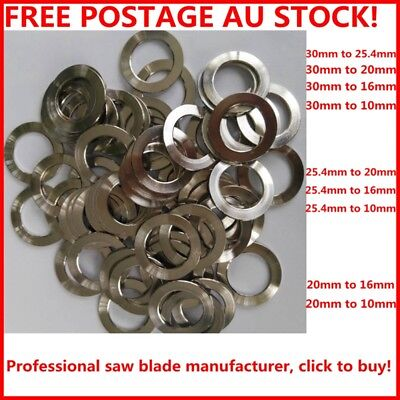 tct washer saw blades washer 30mm 25.4mm 20m 16mm 10mm ring gasket diameter