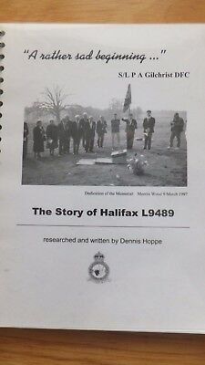The story of the first Halifax shot down and by the pilot.
