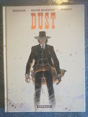 BD Mister Blueberry Dust (Charlier / Giraud) première edition.