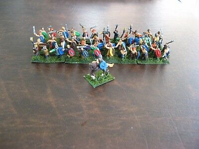 15mm Ancient Gaul Gallic Briton Celt old Glory 49 figures painted G11