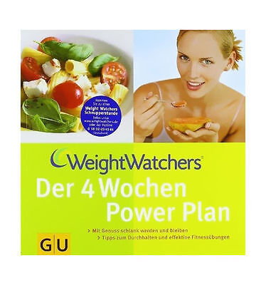 Weight Watchers. Der 4 Wochen Power Plan von Weight Watchers Deutschland