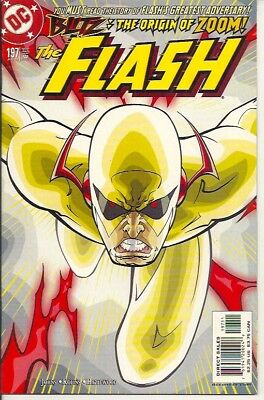 DC  Flash 197 198 199  1st appearance of Zoom   CW Show  Geoff Johns   Key Book