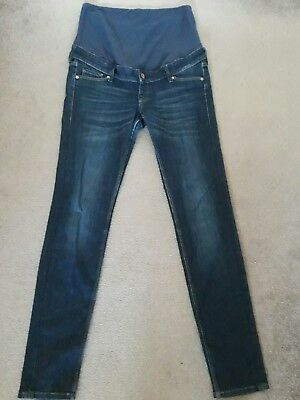 Over the bump maternity jeans Size 12/14