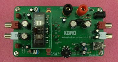 Korg Nutube 6P1 Evaluation Board