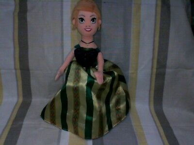 "Reversible Cinderella Doll 16"" high by Disney Parks"