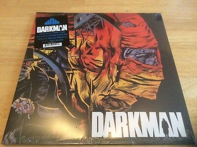 Darkman Soundtrack - Waxwork / Mondo - Subscriber Pink LP - Danny Elfman