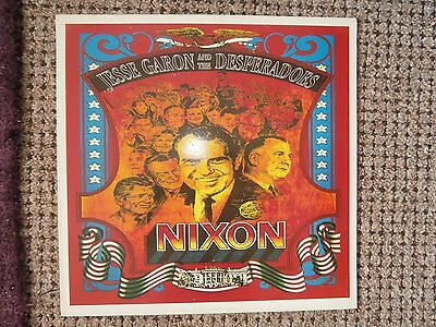 Jesse Garon + The Desperadoes ''--Nixon---Indie --1990--Dutch Issue--