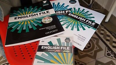 English File Advanced Student's Pack