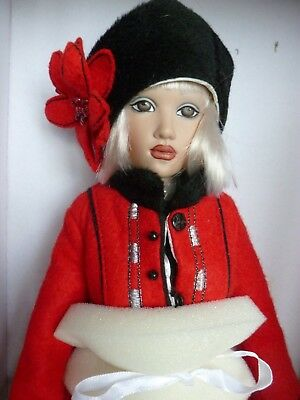 Poupée neuve Helen Kish Spirit of Winter 40cm