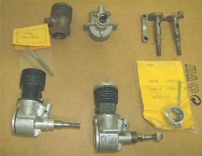 VIVELL 35 IGNITION Engine PARTS  For R/C, Free Flight or Control Line