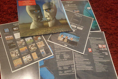 Pink Floyd - The Division Bell - 20th Anniversary Double Vinyl Edition 2014