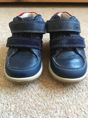 Boys Clark's Infant Size 4F