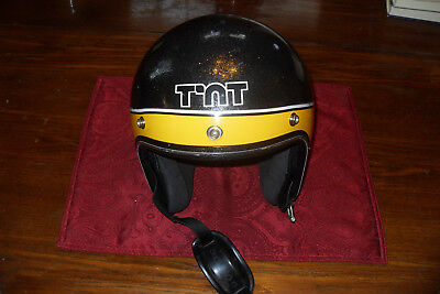 Vintage TNT SKI-DOO Snowmobile Helmet A.N.S.L.299-1-71    free s/h CAN