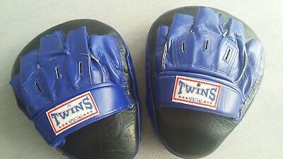 boxing pads twins specjal