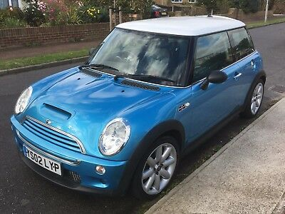 R53 Mini Cooper S with Sat Nav + 17% Pulley + Cooper Works Exhaust