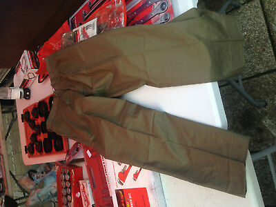 Army Surplus Work Trousers Brand New *Only £7.95 Delivered* Size 32w30l