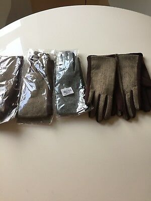 Wholesale Joblot 5 Pairs Of Dress Smart Gloves