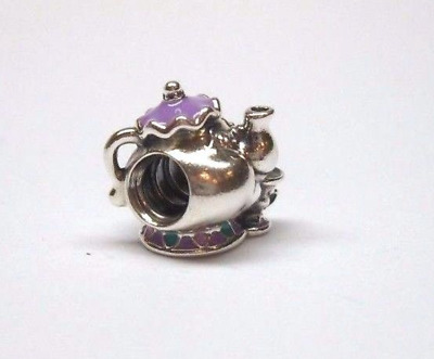 Authentic Pandora Disney Mrs. Potts & Chip 792141ENMX