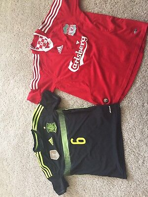 Youth Large Soccer Jersey's