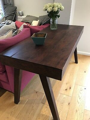 Console Table - New Zealand hard wood