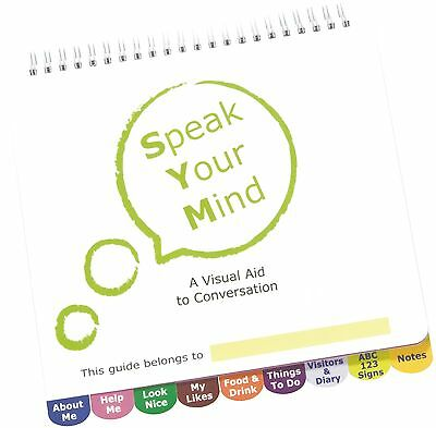 Visual communication help - Stroke/Dementia/Aphasia//Injury/Speech difficulties