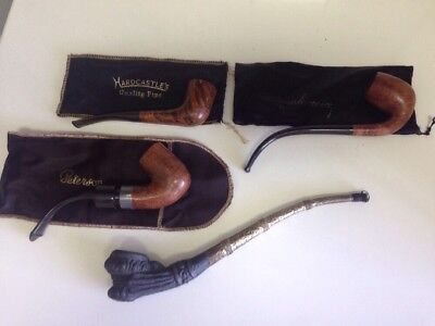 lot de pipe d occasion pour collection JEANLACROIX HARDCASTLE S PETERSON