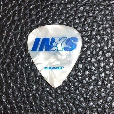 Guitar Pick - Inxs -  Real Tour Pick