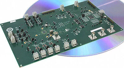 Energy Metering  Analog Devices,eval-Ade7878Ebz,board, Eval