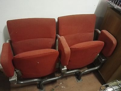 Poltrone Cinema vintage