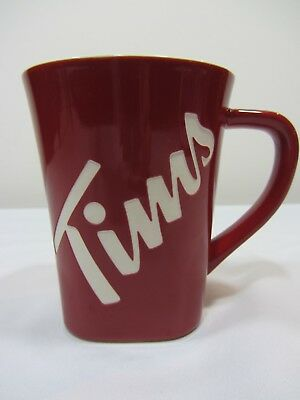 Tim Hortons Limited Edition Red #013 2013 Coffee/Tea Mug