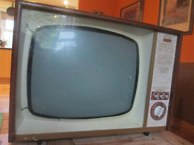 vintage tv, murphy, probably late 60's or early 70's