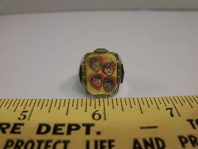 Vintage The Monkees 'Official Member' 1960's Flicker Ring