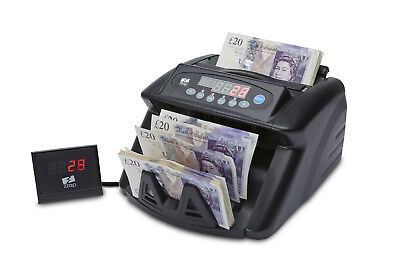Bank Note Banknote Money Currency Counter Count Fake Detector Zzap NC10