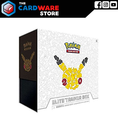 Pokemon TCG - Generations Elite Trainer Box | Includes 10 Boosters