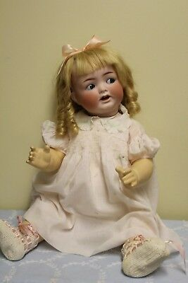 "Adorable Happy 23"" Character Baby Doll #342 by Koppelsdorf"