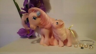 My Little Pony G1 Mother and Baby Cotton Candy Bundle #1