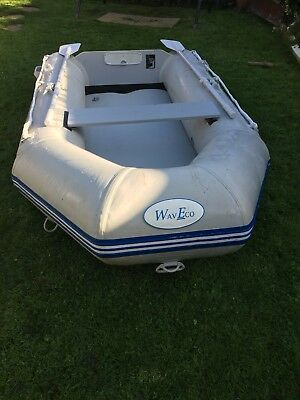 Inflatable Dinghy and outboard