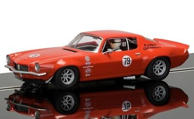 Scalextric Chevrolet Camaro 1970 #79 Trans Am HD