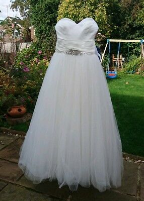 Wedding Dress Viva Bride size 14