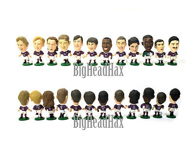 BHH Corinthian Repaints 12 Player Newcastle Away Squad 95/96
