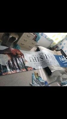 Michael Jackson This Is It Banner Promo