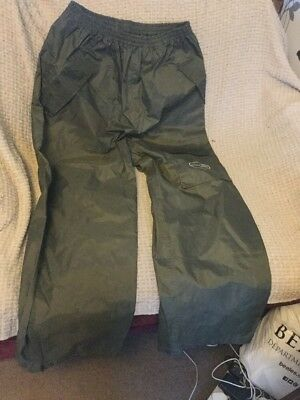 Conquest Fishing Over Trousers Waterproof Trousers - Size 2XL XXL