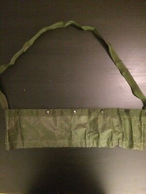 Army Issue Ammunition Bandolier Carrier Cadets Airsoft SAS Para Army Marines