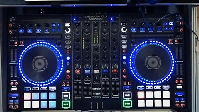 DENON MC 7000 4-Deck DJ controller con 2 interfacce audio - NUOVO