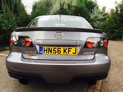 Mazda 6 MPS Awd(4wd) Turbo 260bhp- VVT & Clutch Done - No Issues