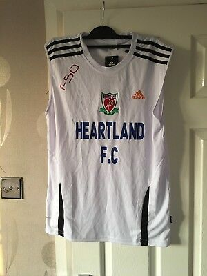 Heartland F.C. Football Shirt XXL