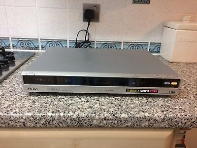 Sony RDR-HXD860 DVD HDD Recorder Freeview HDMI.99p Auction