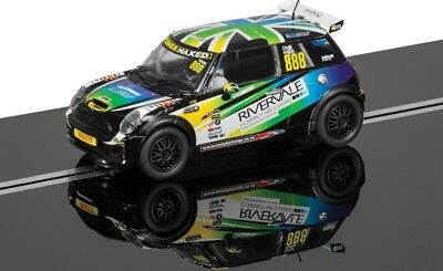 Scalextric BMW Mini Cooper S #888 HD